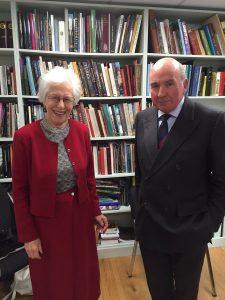 Dorchester Literary Festival with Lord Dannatt